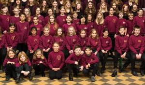 Kinderchor der Singschule Koblenz